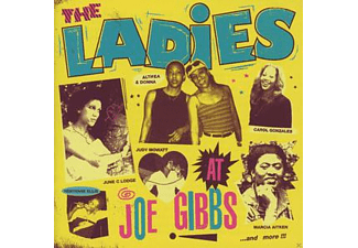 VARIOUS - The Ladies At Joe Gibbs [CD]