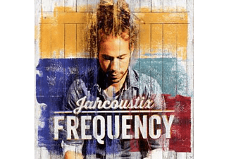 Jahcoustix - Frequency [CD]