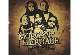 Morgan Heritage - Here Come The Kings [CD]