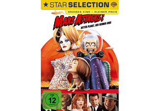 Mars Attacks! - (DVD)