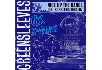VARIOUS - Nice Up The Dance - Uk Bubblers 1984-87 [Doppel- Cd] - (CD)