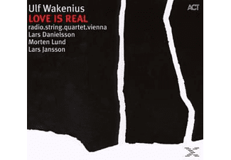 Ulf Wakenius - Love Is Real [CD]