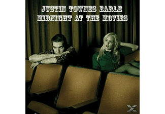 Justin Townes Earle - Midnight at the Movies - (CD)