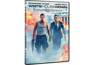 White House Down Action DVD