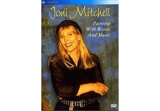 Joni Mitchell - Painting With Words & Music (DVD)