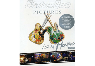 Status Quo - Pictures - Live At Montreux (Blu-ray)