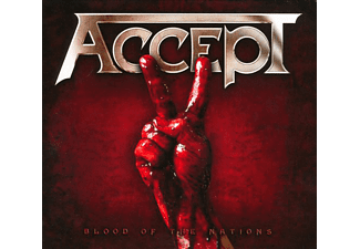 Accept - Blood Of The Nations (CD)