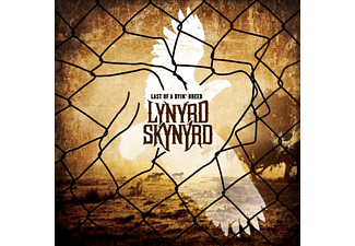 Lynyrd Skynyrd - Last Of A Dyin' Breed (CD)