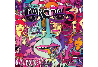 Maroon 5 - Overexposed - Deluxe Edition (CD)