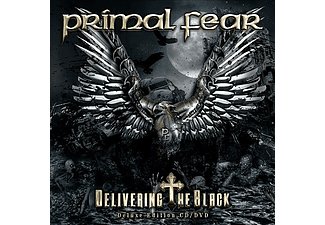 Primal Fear - Delivering The Black - Deluxe Edition (CD + DVD)