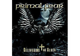Primal Fear - Delivering The Black (CD)