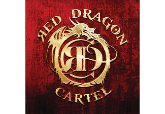 Red Dragon Cartel - Red Dragon Cartel (CD)