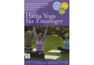 HATHA YOGA FÜR EINSTEIGER - YOGA TO HAVE FUN - (DVD)