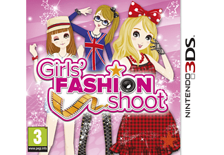 Girl's Fashion Shoot 3DS