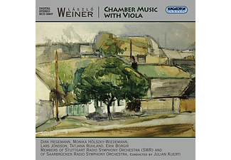 Dirk Hegemann, So Swr, Julian Kuerti - Chamber Music with Viola (CD)