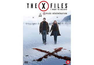 The X-Files - I Want To Believe | DVD