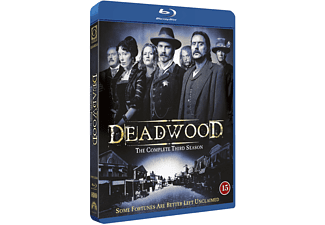 Deadwood S3 Drama Blu-ray