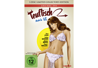 Teuflisch (Original und Remake, 3-Disc Limited Collector´s Edition) [Blu-ray + DVD]