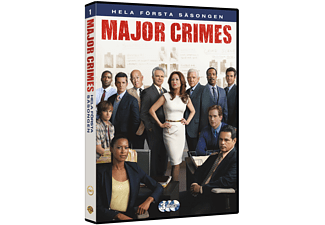 Major Crimes S1  DVD