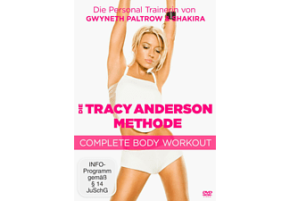 Die Tracy Anderson Methode - Complete Body Workout [DVD]