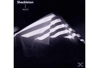 Shackleton - Fabric 55 - (CD)