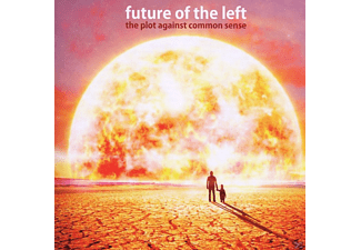 Future Of The Left - The Plot Against Common Sense - (CD)