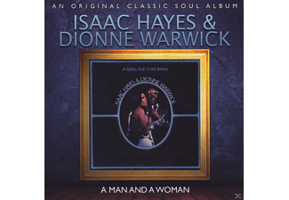 Isaac Hayes, Dionne Warwick - A Man And A Woman - (CD)