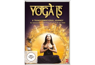 Yoga Is - A Transformational Journey - (DVD)