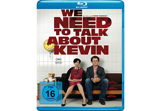 WE NEED TO TALK ABOUT KEVIN (SOFTBOX) - (Blu-ray)
