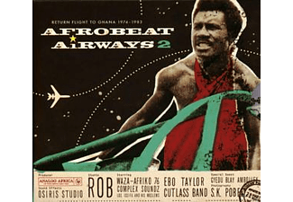VARIOUS - Afrobeat Airways Vol.2 - (CD)