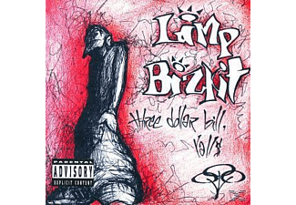 Limp Bizkit - Three Dollar Bill Y'all [CD]