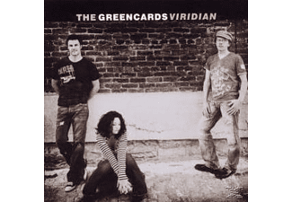 The Greencards - Viridian -12tr- - (CD)