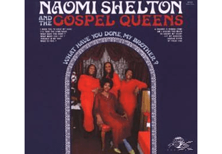Naomi - What Have You Done, My Brother ? - (CD)