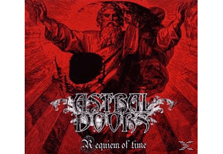 Astral Doors - Requiem Of Time [CD]