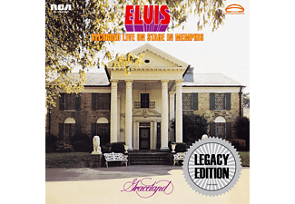 Elvis Presley - Elvis as Recorded Live on Stage in Memphis (Legacy Edition) [CD]