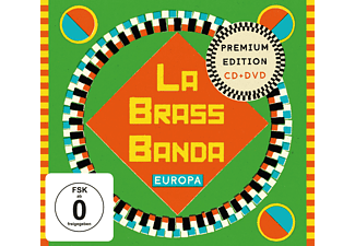 LaBrassBanda - Europa-Premium Edition [CD + DVD Video]