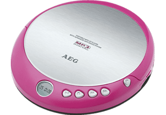 aeg aeg cdp 4226 tragbarer cd player cd player discmans. Black Bedroom Furniture Sets. Home Design Ideas