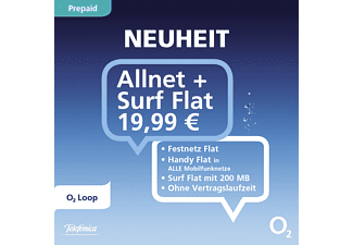 o2 loop sim only voice prepaid guthaben karten media markt. Black Bedroom Furniture Sets. Home Design Ideas