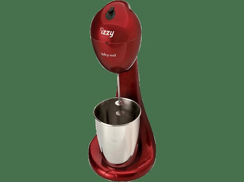 IZZY E-302 Spicy Red είδη σπιτιού   μικροσυσκευές καφετιέρες  καφές φραπεδιέρες μικροσυσκευές   φροντ