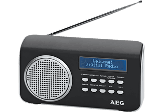 AEG. DAB 4130, Digitalradio