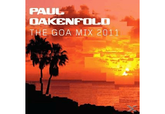 Paul Oakenfold - The Goa Mix 2011 [Doppel-Cd] - (CD)