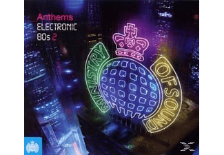 VARIOUS - Anthems-Electronic 80s Vol.2 - (CD)