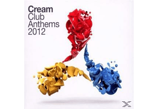 VARIOUS - Cream Club Anthems 2012 [CD]