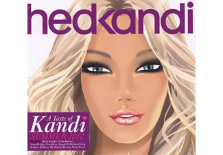 VARIOUS - Hed Kandi: Taste Of Kandi Summer 2012 - (CD)