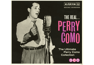 Perry Como - The Real Perry Como - (CD)