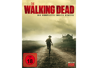 The Walking Dead - Staffel 2 (Uncut) - (Blu-ray)
