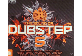 VARIOUS - The Sound Of Dubstep 5 - (CD)