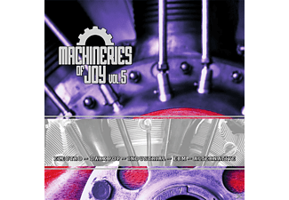 VARIOUS - Machineries Of Joy Vol.5 - (CD)
