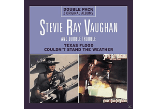 Stevie Ray Vaughan, Double Trouble - Texas Flood/Couldn't Stand The Weather - (CD)