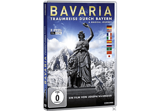 TRAUMREISEN DURCH BAYERN (NTSC/PAL VERSION BAVARIA [DVD]